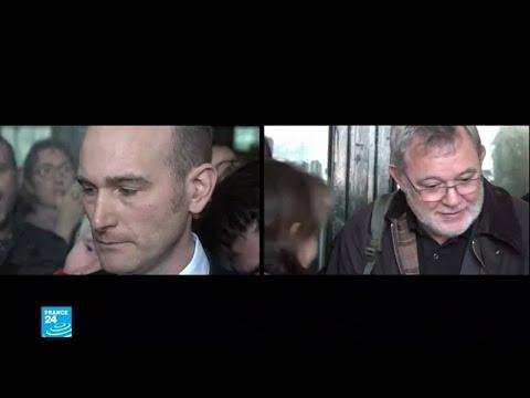 صحافيان احتجزهما تنظيم -الدولة الإسلامية- في سوريا يؤكدان أن نموش كان أحد سجانيهما  - 15:55-2019 / 2 / 8