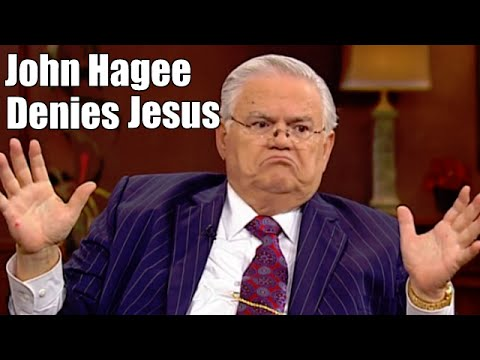 Pastor John Hagee Denies Jesus As Messiah