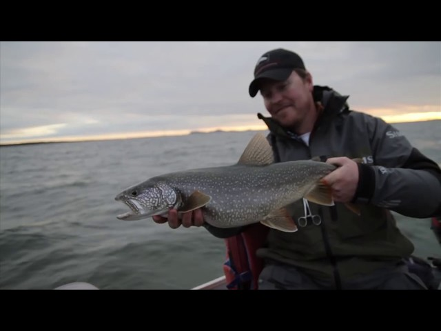 Lake Trout | Plummer's Arctic Lodges