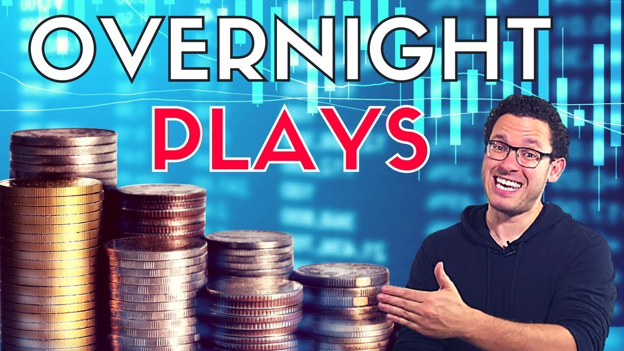 Overnight trading strategies