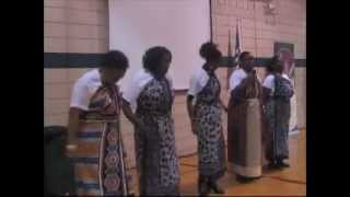 1st annual african cultural night