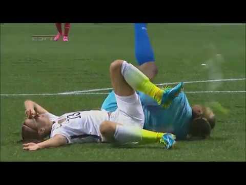 Women's World Cup: Alex Morgan picks up injury