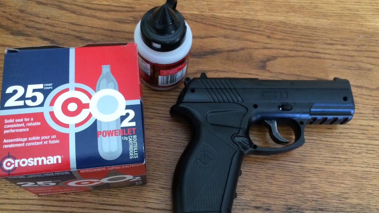 Download Crossman C11 B.B. Gun Shooting & Review | Marcoo No