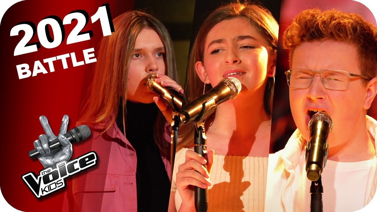 Adele Skyfall Constance Elisa Ben The Voice Kids 2021 Battles Youtube