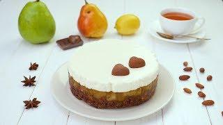 Как приготовить грушевый торт - Рецепты от Со Вкусом