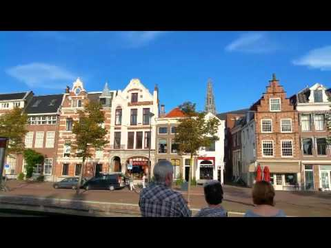 Day 3 and 4 Haarlem Leiden Oregon Barging Tour Holland Guide Jan Vijftigschild