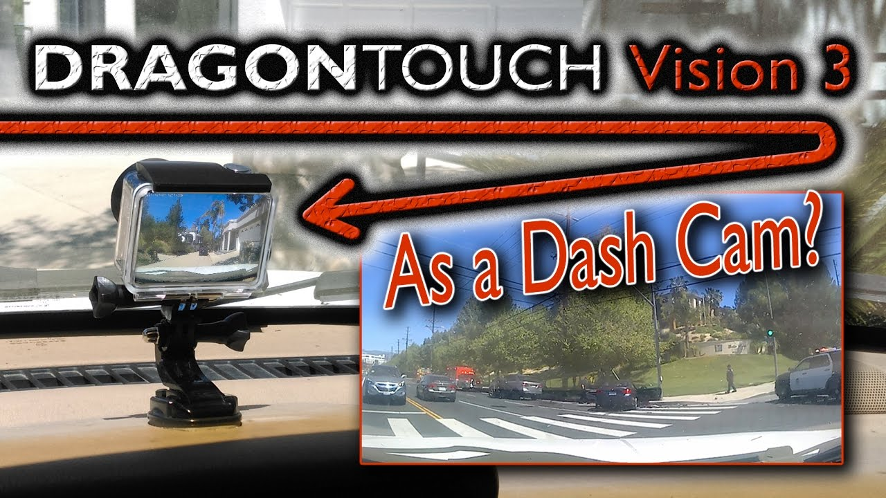 Dragon Touch Vision 3 Action Camera Used as a Dash Cam. You be the Judge. & Auto Corner...Dragon Touch Vision 3 Action Camera Used as a Dash ... azcodes.com