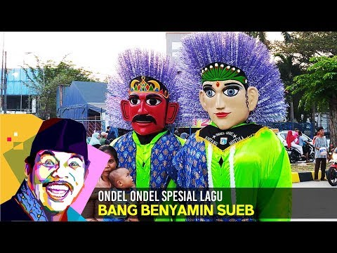 Ondel ondel spesial Lagu Benyamin S, Bintang Mustika