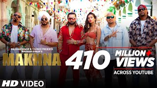 Yo Yo Honey Singh: MAKHNA Video Song | Neha Kakkar, Singhsta, TDO | Bhushan Kumar thumbnail