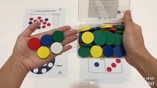 Colour Counter Set 2