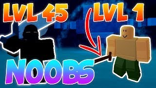 CARRYING NOOBS ON DUNGEON QUEST!! (Roblox Dungeon Quest)