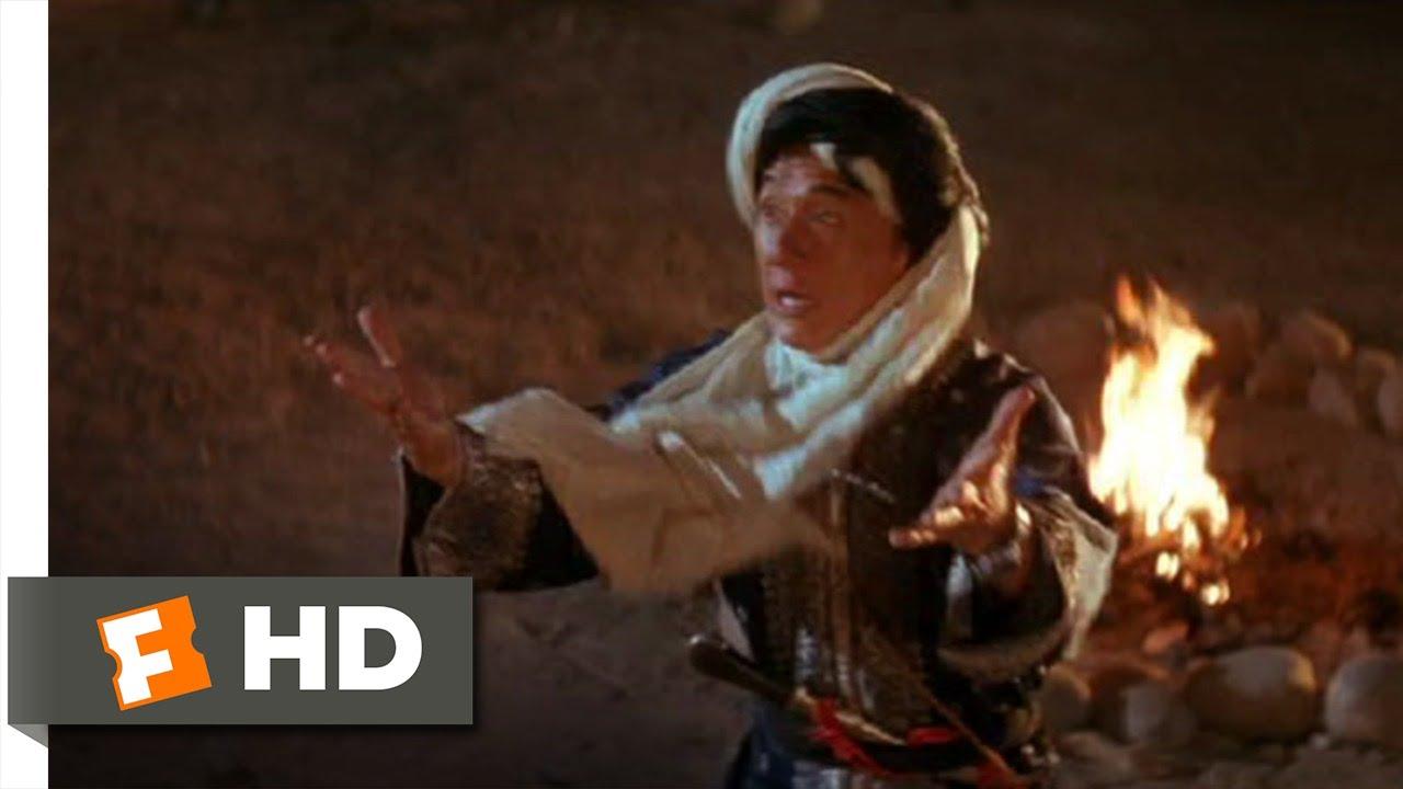 Operation Condor (4/9) Movie CLIP - Condor's Rescue (1991) HD