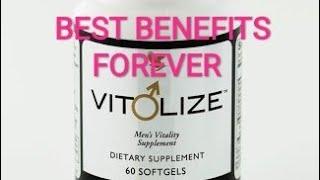Benefit of Forever Vitolize Man/Ashok Aggarwal/Acupressure/Flp owner