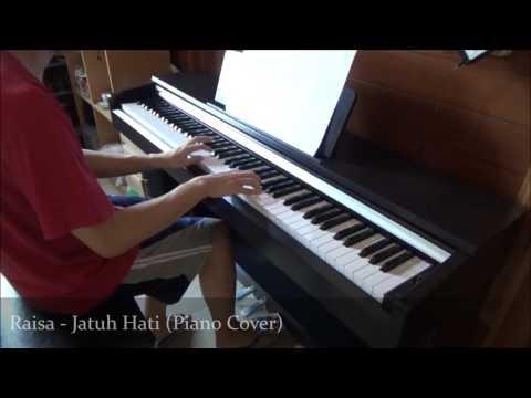 Raisa - Jatuh Hati (Piano Cover)