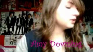 Hey Girl by Zooey Deschanel Covered by Amy Downing (New girl theme song) on ukuele