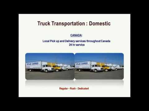 AtlasCargo | Canadian-based freight forwarding company
