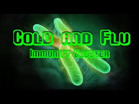 Cold and Flu Immunity Booster Frequency - Chromosome Beat