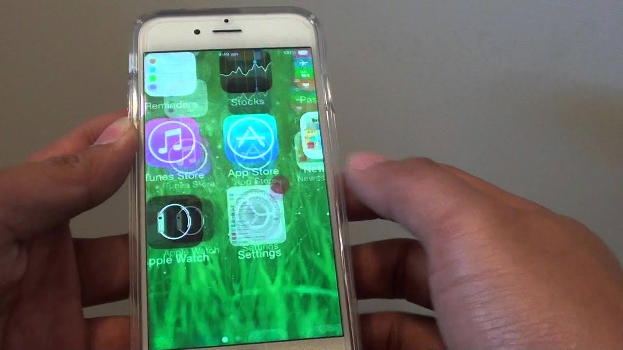 auto lock iphone iphone 6 how to change screen auto lock timeout 7661