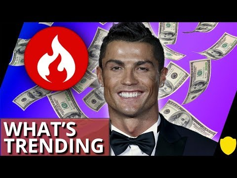 COULD CRISTIANO RONALDO FACE JAIL FOR TAX EVASION? | WHAT'S TRENDING