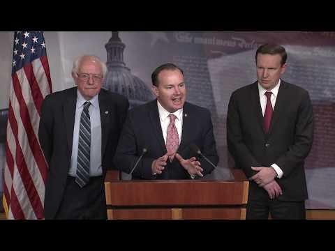 Senate Passes Sanders' War Powers Resolution on Yemen