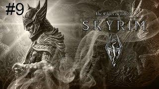 """Прохождение TES V Skyrim Часть №9 """"Подъём на рассвете"""" или """"Как избавиться от вампиризма"""""""