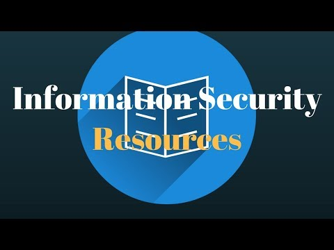 Favorite Information Security Resources