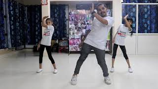 #Akull - #Laal #Bindi DANCE CHOREOGRAPHY  DEEPAK SIR