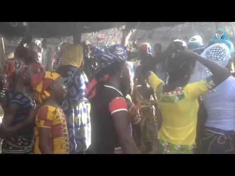 Musique Traditionnelle Des Femmes Bissa(Mariage)  - Mandga