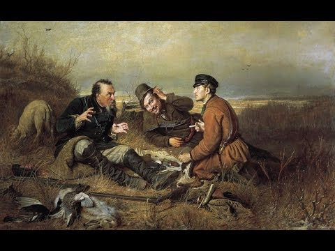 19 век - «Золотой век» русской живописи