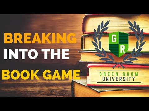 GREEN ROOM HANGOUT #37 - BREAKING INTO THE BOOK GAME