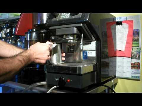 Brasilia Espresso Machine Training part 4