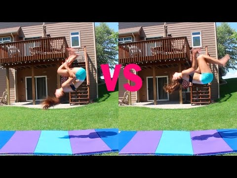 Gymnastics Tumbling Hacks that EVERYONE Should Know! | TheCheernastics2