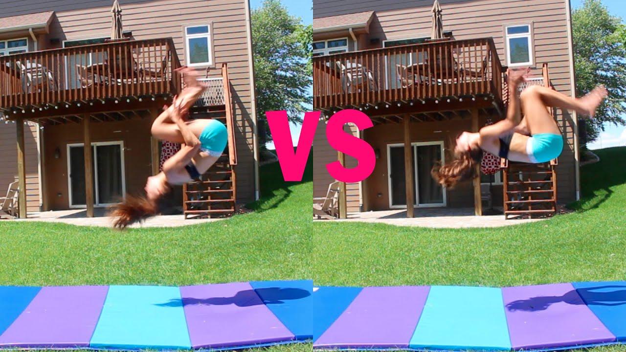 Gymnastics Tumbling Hacks that EVERYONE Should Know!   TheCheernastics2
