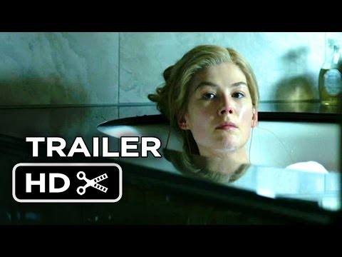 Gone Girl TRAILER 1 (2014) - Rosumund Pike, Ben Affleck Movie HD