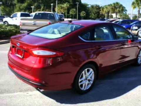2014 Ford Fusion - Green Cove Springs FL