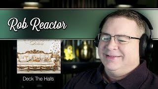 "Pentatonix Reaction | ""Deck The Halls"" First Listen"