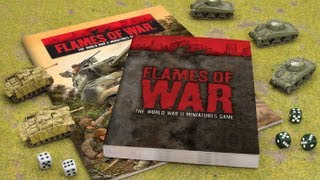 FOW - Achtung! Starter set review and unboxing