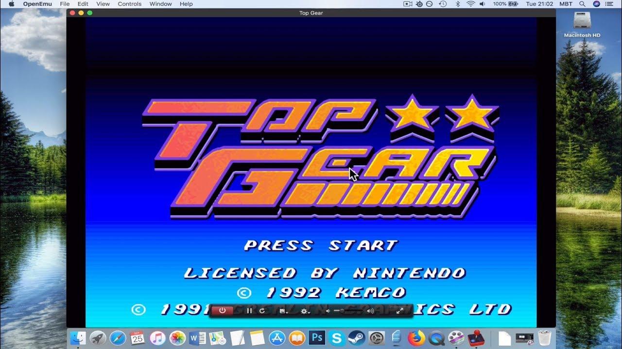 Top gear 2 snes emulator   Play Top Gear 2 on Super Nintendo