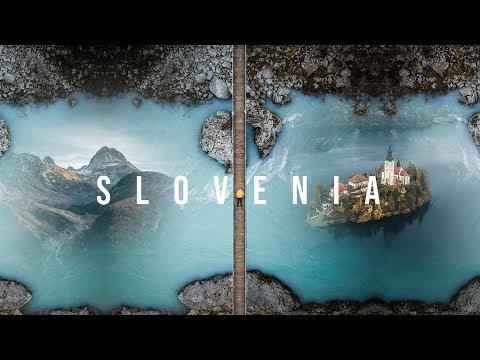 SLOVENIA|Cinematic Video