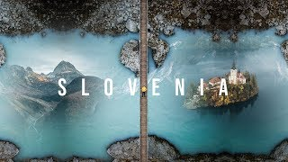 SLOVENIA|Cinematic Video