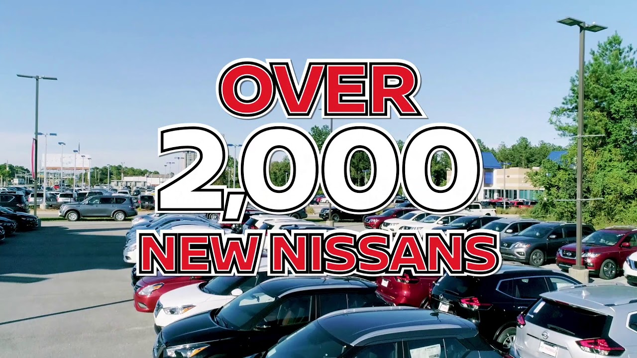 Nissan Of Mobile >> Nissan Of Mobile October Youtube