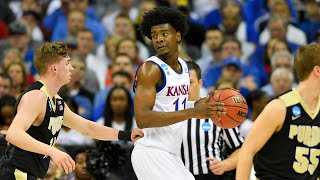 Josh Jackson, Kansas | March Madness Highlights