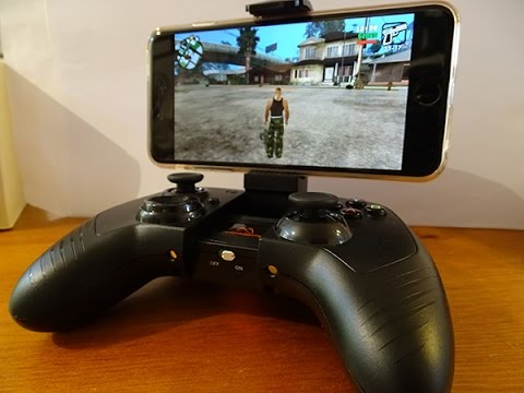buy online cd22d 9ab7a iOS Gaming Controller !!! (MOGA REBEL) iPhone X - YouTube