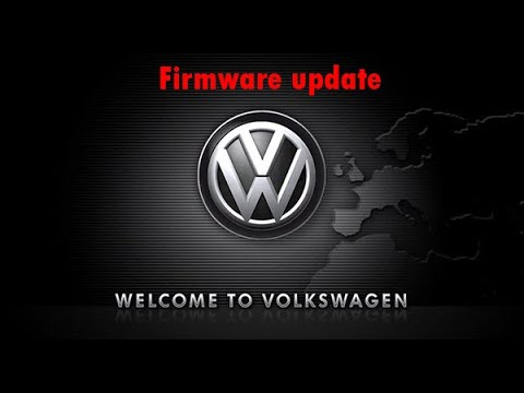 How to: Volkswagen RNS 510 - Firmware Upgrade to version 5238
