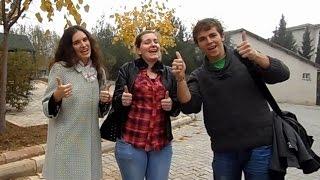 Erasmus+ Experiences: Radek, Natalia, & Diana