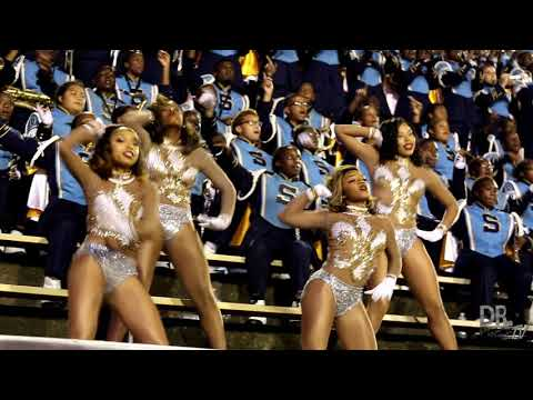 Let Your Mind Be Free- Southern University Human Jukebox & Fabulous Dancing Dolls (2017)