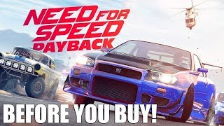 15 Things You Need To Know Before You Buy Need For Speed Payback