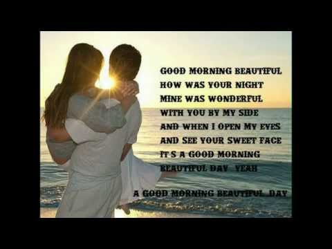 Steve Holy - Good Morning Beautiful (Lyrics)
