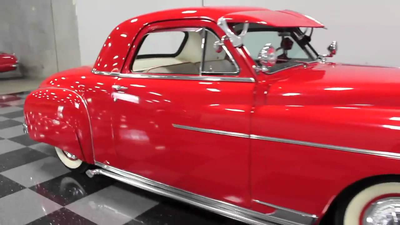 768 1949 Dodge Business Coupe Final Mov Youtube