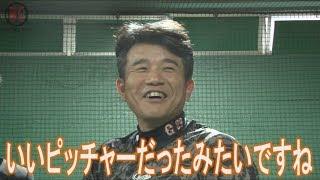 """【昔いいピッチャーだったみたいですね】元巨人・前田幸長氏の投球を""""MAQ""""で計測してわかったこと"""